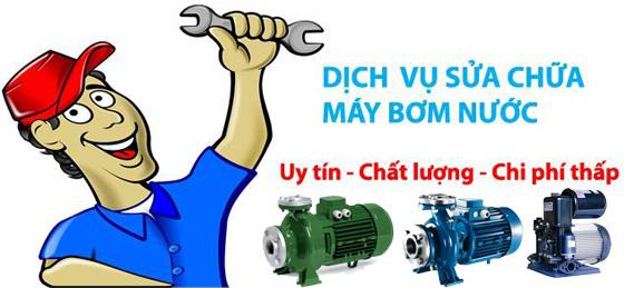 dịch vụ sửa máy bơm nước tại nhà