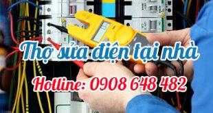thợ sửa điện quang minh