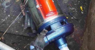 thợ sửa máy bơm quang minh