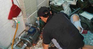 thợ sửa máy bơm nước 24h