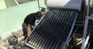 Sửa chữa máy nước nóng năng lượng mặt trời giá rẻ