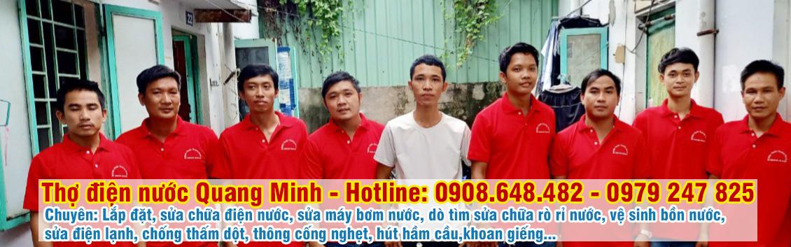 Điện nước Quang Minh